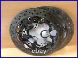 Suzuki B-king Gsx1300 Front Brake Discs Spare Breaking V Strom Hayabusa Bandit