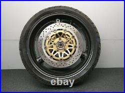 Suzuki Bandit 1200 2001 2006 Front Wheel With Brake Discs