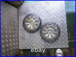 Suzuki Bandit 1200 Front Wavy Brake Discs