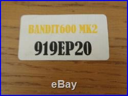 Suzuki Bandit 600 Mk2 2002 Front Brake Discs 919ep20