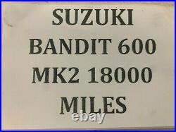 Suzuki Bandit 600 Mk2 Sv650s Mk1 Front Brake Discs Smp24