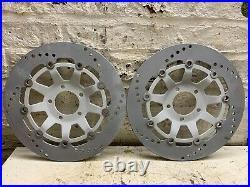Suzuki Bandit B12 1996-99 Pr Ebc Pro-lite Front Brake Discs
