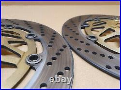 Suzuki Bandit GSF1200 MK1 Front brake discs, Original OE Pair, Fits 1996 2000