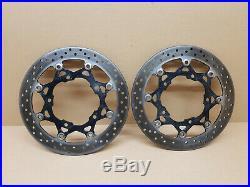 Suzuki Bandit GSF1250 Front brake discs, OEM, Very good con, Fits 2007 2011