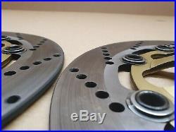 Suzuki Bandit GSF600 mk2 Front brake discs, Minimal wear OEM, Fits 2000 2005