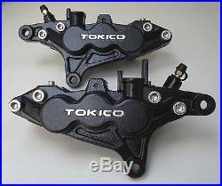 Suzuki Bandit GSF 1200 K3 front brake caliper refurbishment service 2003 03