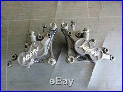 Suzuki Bandit Gsf1200 Nissin Front Brake Callipers 90mm Centres