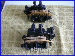 Suzuki Bandit Gsf 600 (mark 2) Sv650 Fully Refurbished 4 Pot Front Calipers