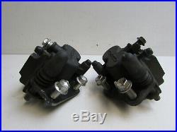 Suzuki DL1000 04 10 DL650 04 06 Tokico Front Brake Calipers, Pair J27