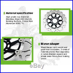 Suzuki Front Brake Discs Disks For DL 650 V-Strom / Traveller / Xpedition / ABS
