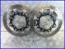 Suzuki GSF1200 Bandit 2007 front brake discs