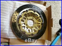 Suzuki GSF1200 Bandit mk2 front brake discs