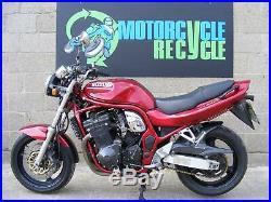 Suzuki GSF1200 GSF 1200 Bandit MK1 1997 Front Brake Discs #528
