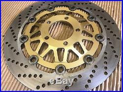 Suzuki GSF1200 GSF 1200 Bandit Original Front Brake Discs Rotors