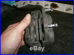 Suzuki GSF1250 ABS bandit 2012-14 callipers LHS & RHS front brake caliper