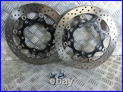 Suzuki GSF1250 Bandit 2010 front brake discs