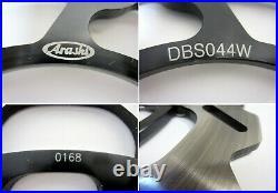 Suzuki GSF1250 Bandit GSX1300R Hayabusa B-King FRONT Disc Brake Rotor LEFT RIGHT