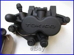 Suzuki GSF600 2000 2004 GSF650 05 06 Bandit Pair of Front Brake Calipers #16