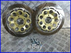 Suzuki GSF600 Bandit 2004 front brake discs