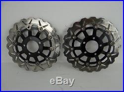 Suzuki GSF600 Bandit MK1 1995 1996 1997 1998 1999 Front Brake Discs