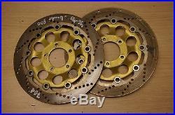 Suzuki GSF600 / GSF 600 Bandit front brake disc / discs