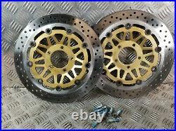 Suzuki GSF 1200 Bandit 2003 front brake discs