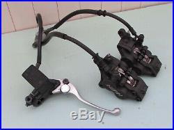 Suzuki GSF 1200 Bandit Mk1 nissin front brake calipers & Master Cylinder