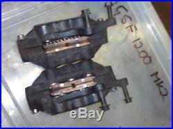 Suzuki GSF 1200 GSF1200 Bandit brake caliper calipers front tokico MK2