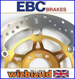 Suzuki GSF 1200 S Bandit 1996-2000 EBC Front Brake Disc Gold X-Series