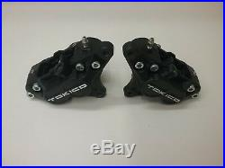 Suzuki GSF 400 Bandit 4 pot front brake calipers fully reconditioned 1989-1995