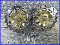 Suzuki GSF 600 Bandit 2002 front brake discs