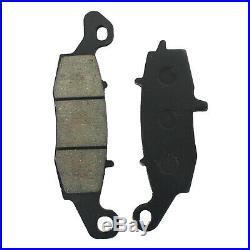 Suzuki GSF 650 Bandit S / ABS GSX750F SV650S SV 650 Front Brake Discs Disks Pads