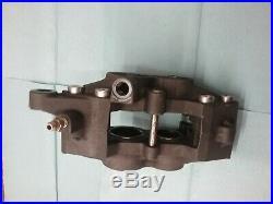 Suzuki GSXR 750 WM bandit nissin 4 pot front brake calipers reconditioned
