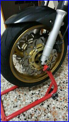 Suzuki GSX 1250 FA / ST GSR400 GSR600 GSX 650 F FA Front Rear Brake Discs Disks