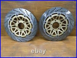 Suzuki Gsf1200 Bandit Mk1 Front Brake Discs