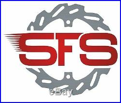 Suzuki Gsf1250 Bandit Front Brake Rotor Disc Set 2x