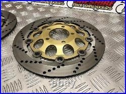 Suzuki Gsf600S Gsf 600 S Bandit 2000 2004 K3 Front Brake Discs