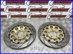 Suzuki Gsf600 Gsf 600 Bandit Mk1 1995 1999 Front Brake Discs