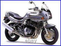 Suzuki Gsf 1200 S Bandit 1996-2000 Front & Rear Stainless Braided Brake Kit