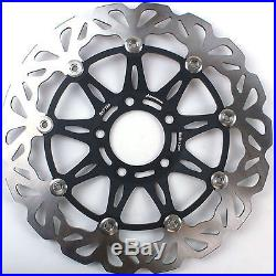 Suzuki Gsf 1200 S Bandit X 1998 Armstrong Road Wavy Front Floating Brake Disc