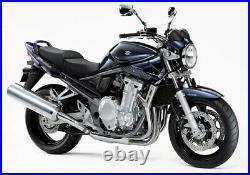 Suzuki Gsf 1250 Abs Bandit 2007-2011 Front & Rear Stainless Braided Brake Kit
