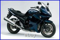 Suzuki Gsf 1250 Fa Abs Bandit 2010- Front & Rear Stainless Braided Brake Kit