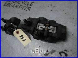 Suzuki RF900R Nissin 4 pot front brake calipers Bandit 1200 GSXR Upgrade RF2