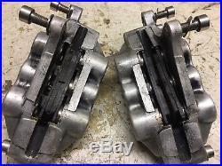 Suzuki Tokico 6 Pot Front Brake Calipers. Recently Reconditioned. Gsxr Bandit