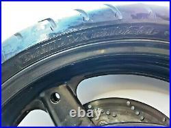Suzuki gsf 600 bandit front wheel with tyre and brake discs