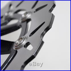 WOO Pair Front Brake Disc Rotors For Suzuki GSX 600 F GSF GSX 650 Bandit SV 650